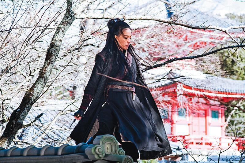侯孝賢耗時8年才拍完《刺客聶隱娘》,這麼長的攝製期對法律人來說深具意義。(光點影業提供)