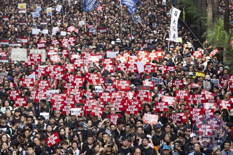 針對中國人大將繞過香港立法會制定「港版國安法」,英國外交部表示,作為《中英聯合聲明》的簽署國,將致力維護香港自治。(本刊資料照)