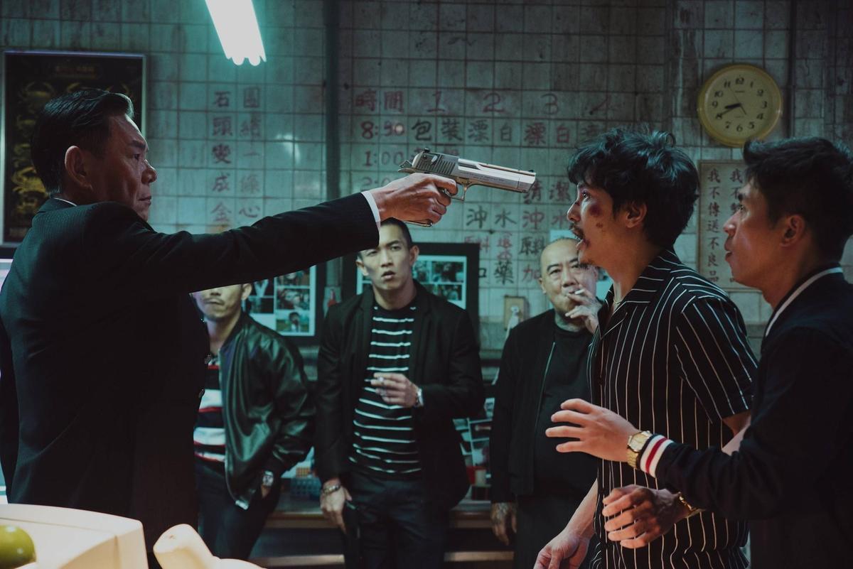 藉由社群網路的操作,黑色喜劇國片《江湖無難事》於清明連假期間奪下LiTV電影類別收視冠軍。(華映提供)