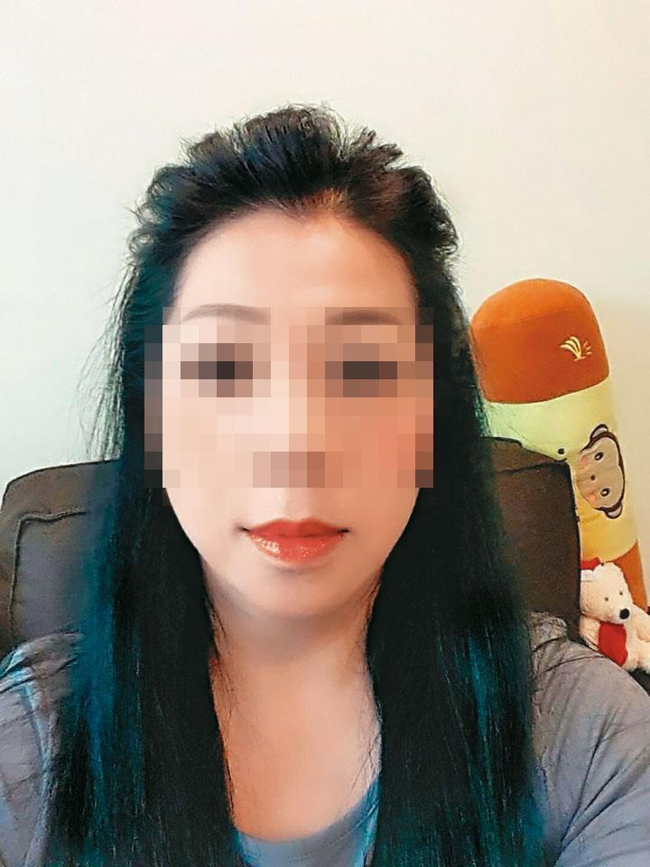 碩士生陳麗娜(圖)不實指控指導教授企圖對她性侵,法官在判決書中痛批她浪費司法資源,企圖陷人入罪,一審將她重判。(翻攝臉書)
