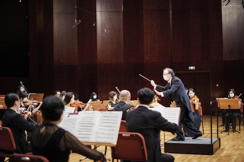 NSO國家交響樂團《管絃織音》試辦場演出成功。(翻攝自國家兩廳院 NTCH, Taipei臉書)