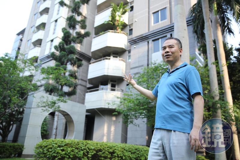 張松允在股市中征戰30載,身家上億元,但現實中的他是一個崇尚簡單、和藹的鄰家阿伯。