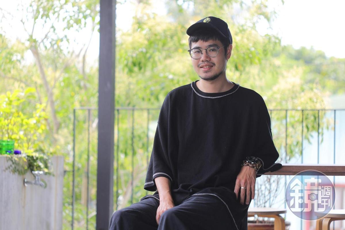 管家吳禹賢說,餘光民宿適合喜歡慢遊漁光島的旅人。