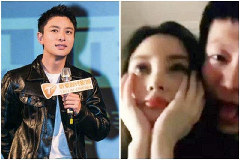 受封「演藝圈高富帥」賈乃亮,因妻子李小璐與自己好兄弟PG ONE偷情崩潰。(翻攝自微博)