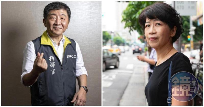 陳佩琪指台灣在硬拗,陳時中回嗆:無法強迫每人都看懂。 (本刊資料照)