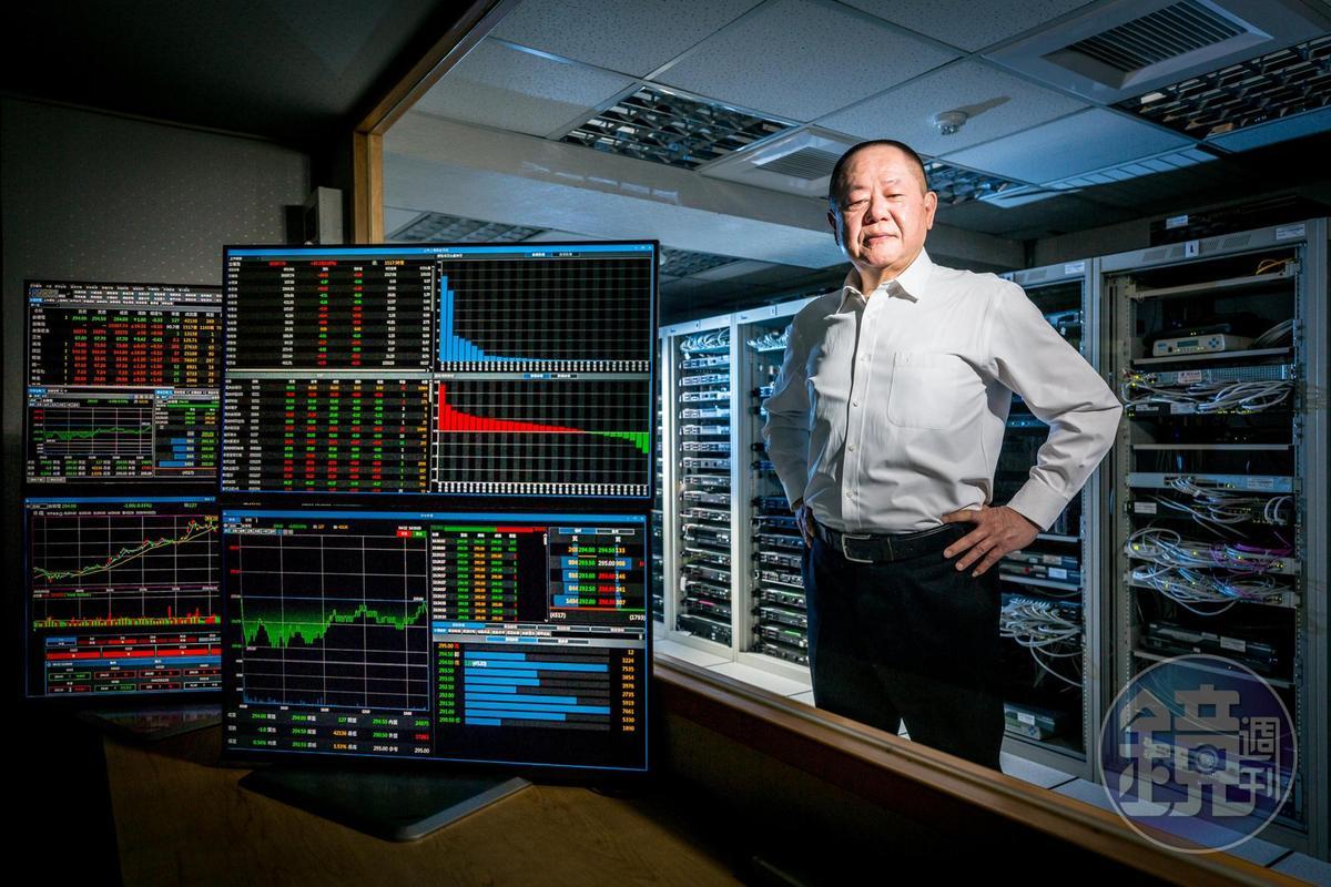 一人30萬讓員工玩股票 狂老闆拚到兩產業龍頭
