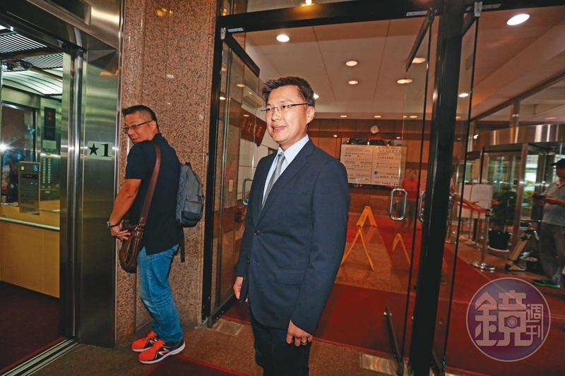 立委趙天麟說,他上任後立即盤點市黨部所有資源,包括簡訊系統、LINE群組、黨員信、宣傳車在最後一週全力衝刺。