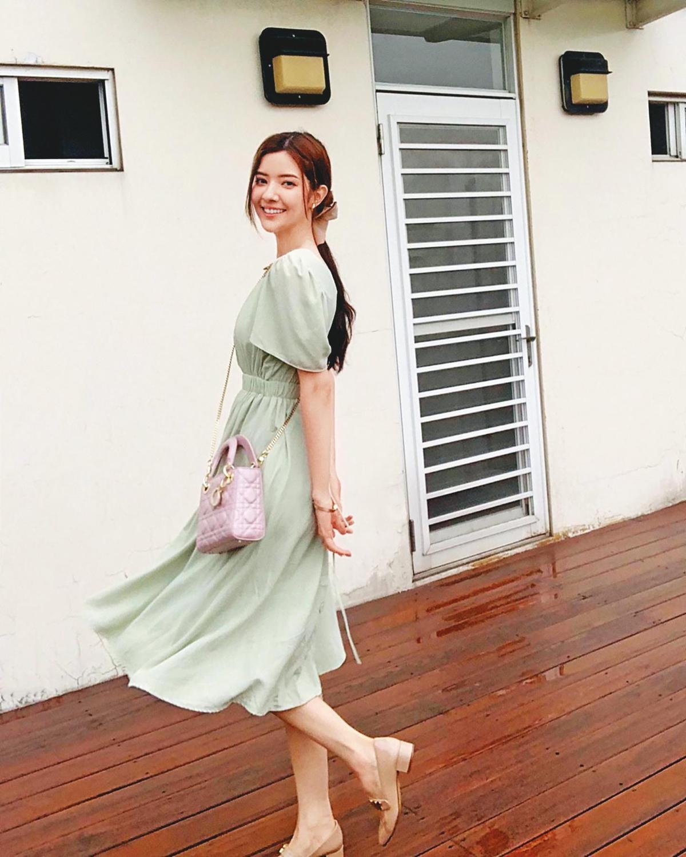 唐禹哲和蘇小軒(圖)去年7月就傳出戀情,不過2人只認對方是好友。