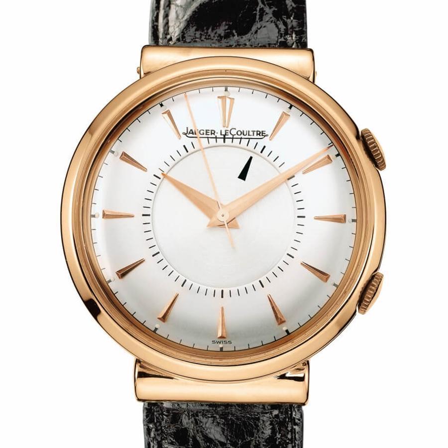 1950年積家首款Memovox腕錶。