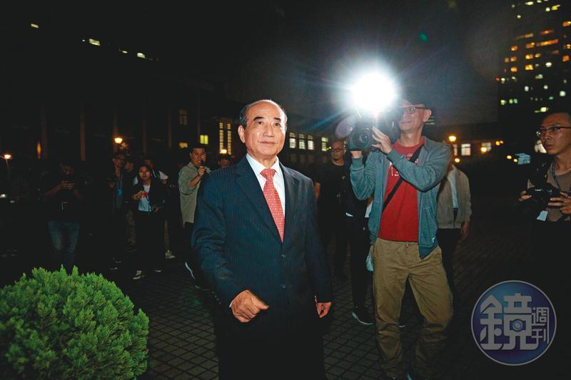 罷韓前夕,王金平曾做了3次內部民調,趨勢竟與罷韓結果幾乎一致。