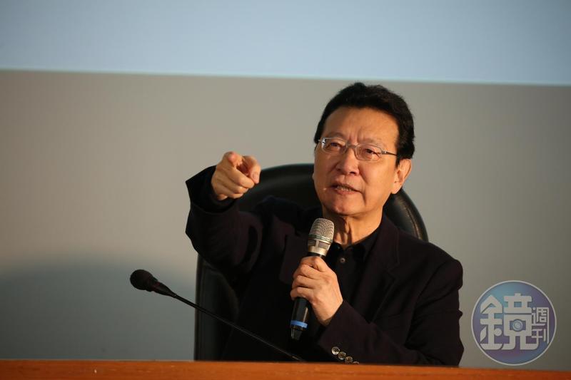 對於韓國瑜被罷免,資深媒體人趙少康疑惑為何投票結果跟國民黨內部民調不同。(本刊資料照)
