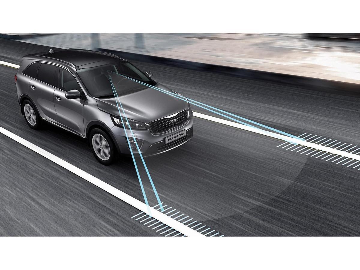 LKA(Lane Keeping Assist)車道維持輔助系統系統是為了預防偏離車道的危險而誕生。