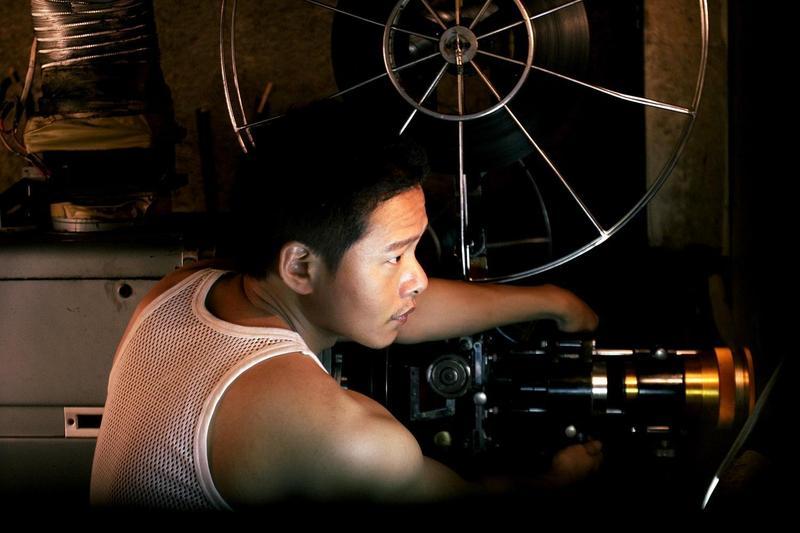 《不散(4K修復版)》比照威尼斯影展規格,搭配「電影記憶的即興創作」,與觀眾達成互動的體驗。(台北電影節提供)