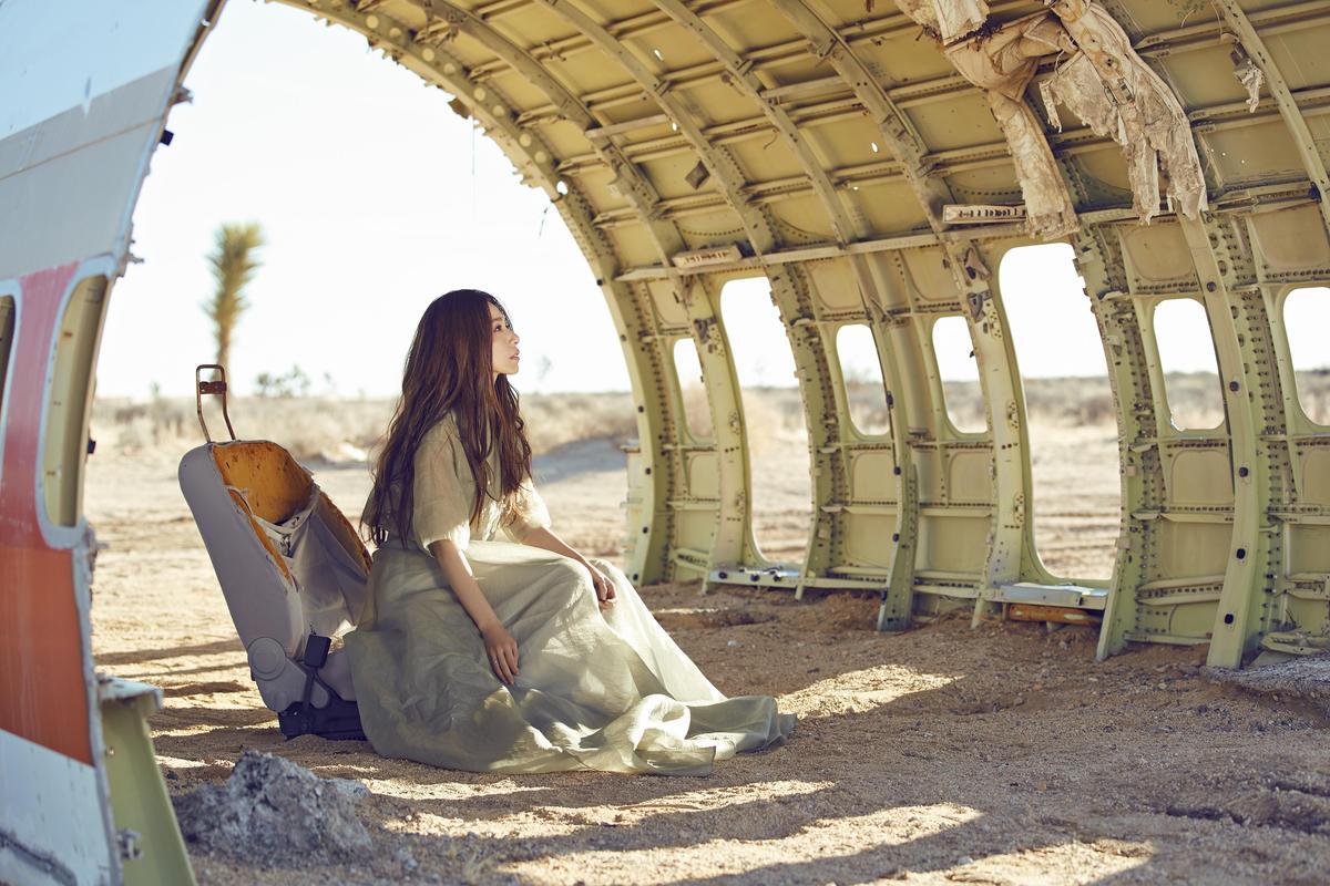 〈皆可〉是田馥甄新專輯中,最早收錄的一首歌。(何樂音樂提供)