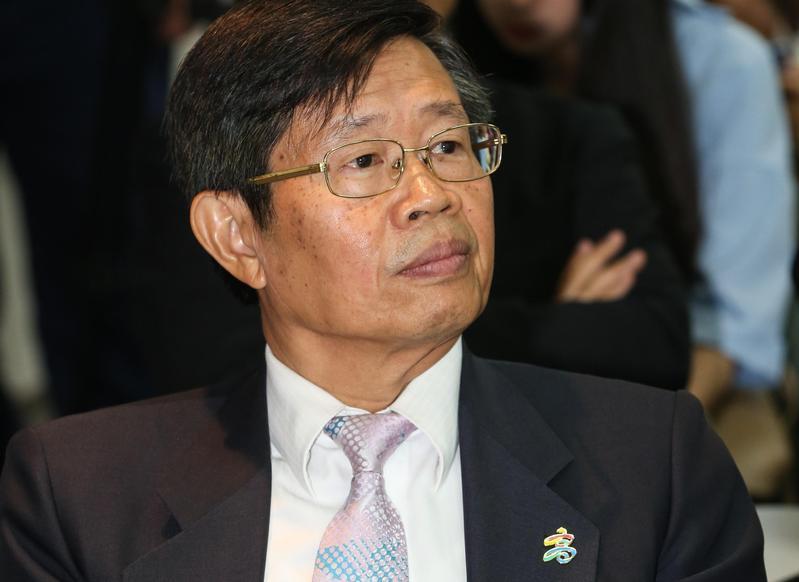 高雄市府參事楊明州據傳將接任代理市長一職。(本刊資料照)