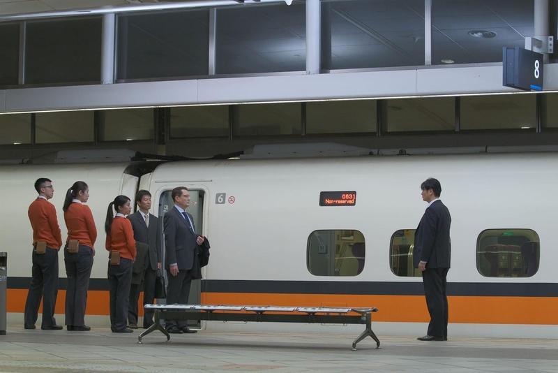 《路~台灣EXPRESS~》以台灣建造高鐵的過程為背景,拍攝前必須訂定周密的前置計畫。(公視提供)