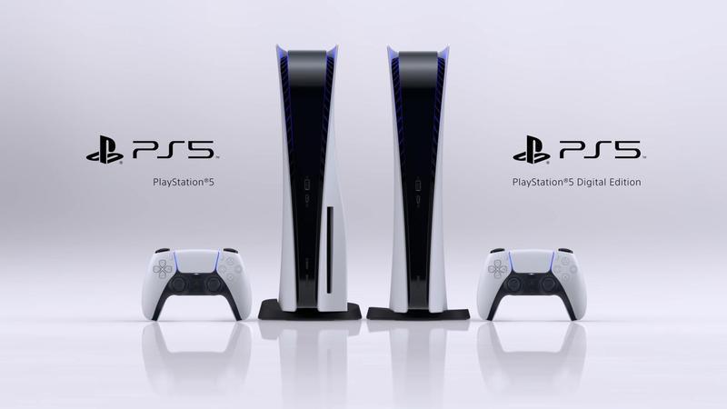 眾所期待的PS5終於登場啦!(圖片來源:直播截圖)