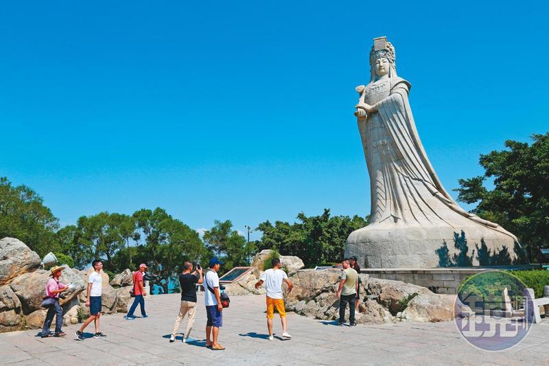 媽姐信仰源起福建湄洲,當地已經成為知名的觀光景點和媽祖信仰中心。