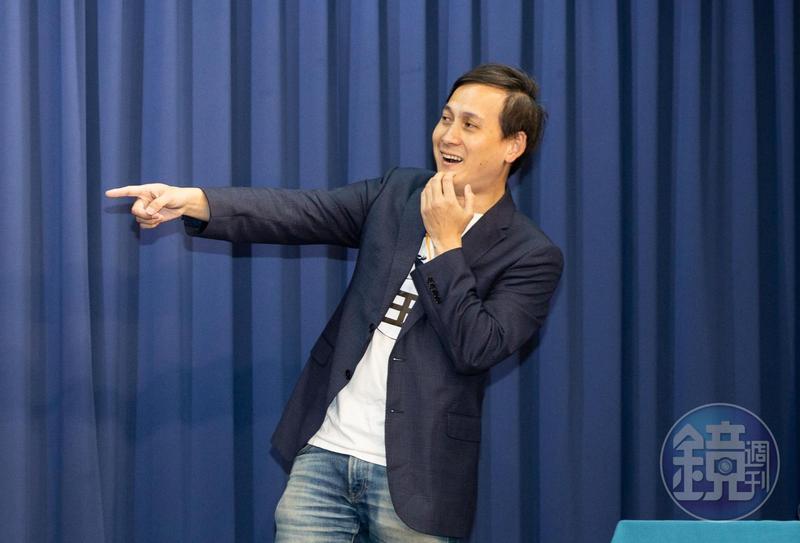 國民黨新北市議員葉元之曾為韓辦發言人。