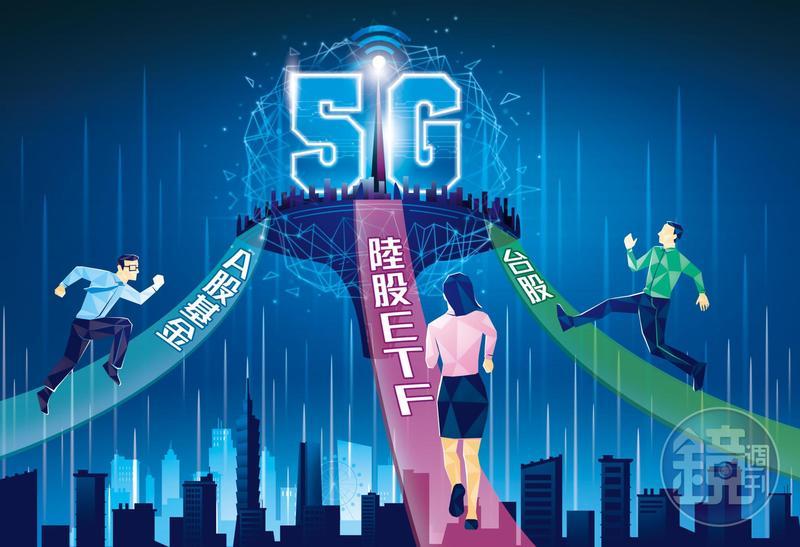 中國新基建計畫以5G產業為核心,想搭政策便車,可透過3管道分食市場大餅。