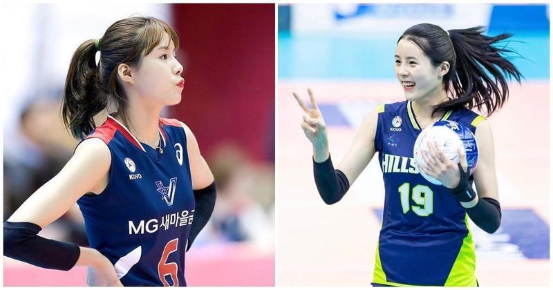 韓國最正球員李多英,甜美笑容加上逆天長腿,讓網友直呼戀愛了。(取自李多英IG)
