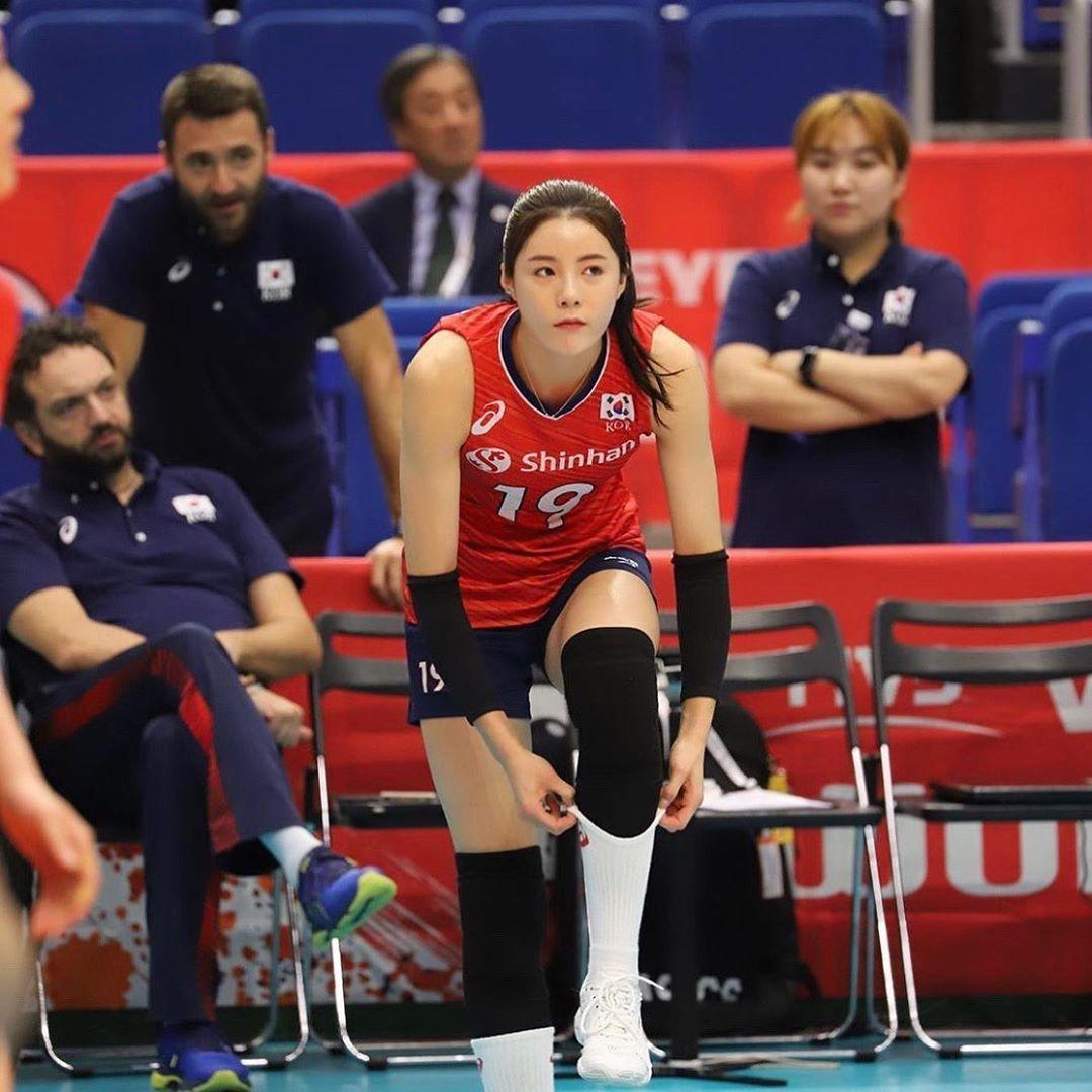李多英身高179公分,在韓國女排隊中司職二傳。(取自李多英IG)