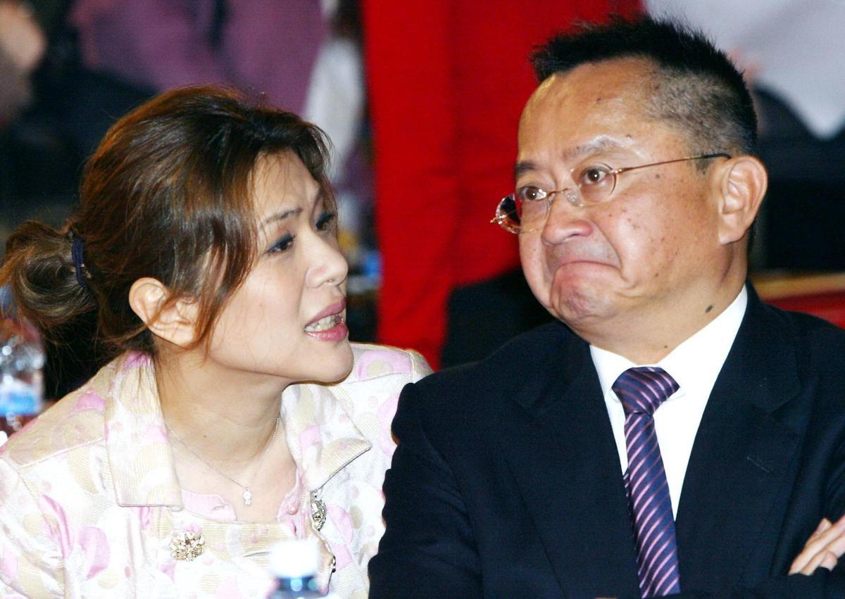 張清芳與宋學仁從認識到結婚,曾遭遇過幾次感情危機。(東方IC)