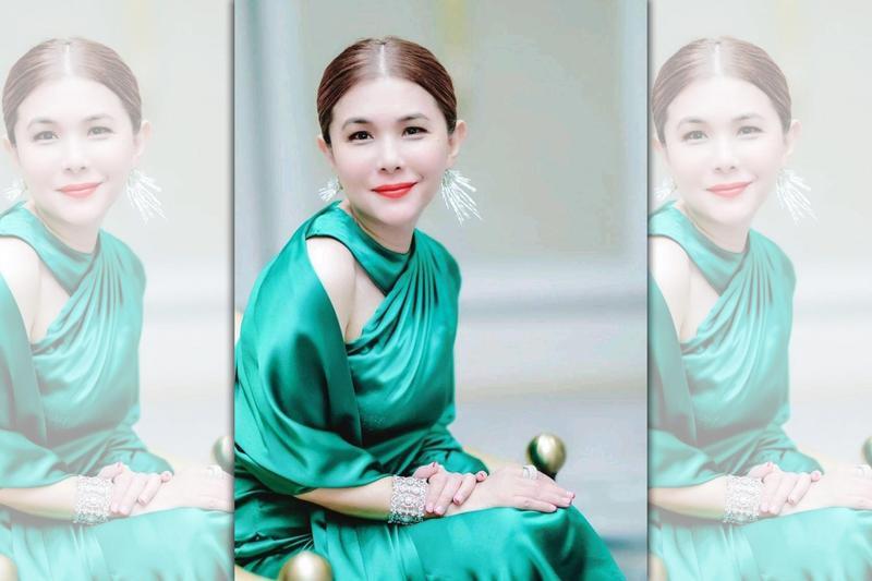 張清芳宣布與老公宋學仁離婚,終止15年婚姻關係。(翻攝自張清芳臉書)