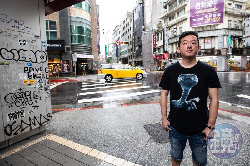 就算奪下世界冠軍,ET至今還未獲得台灣廠商贊助,這也是他最期盼的事。