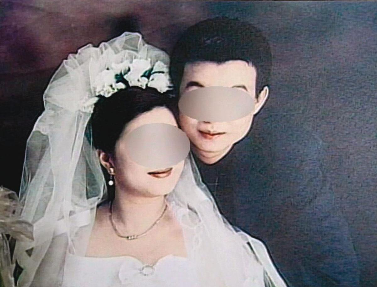 喜獲千金不到3個月的楊家,因靳竹生闖屋殺人,讓楊妻失去丈夫、幼女失去父親。(翻攝畫面)