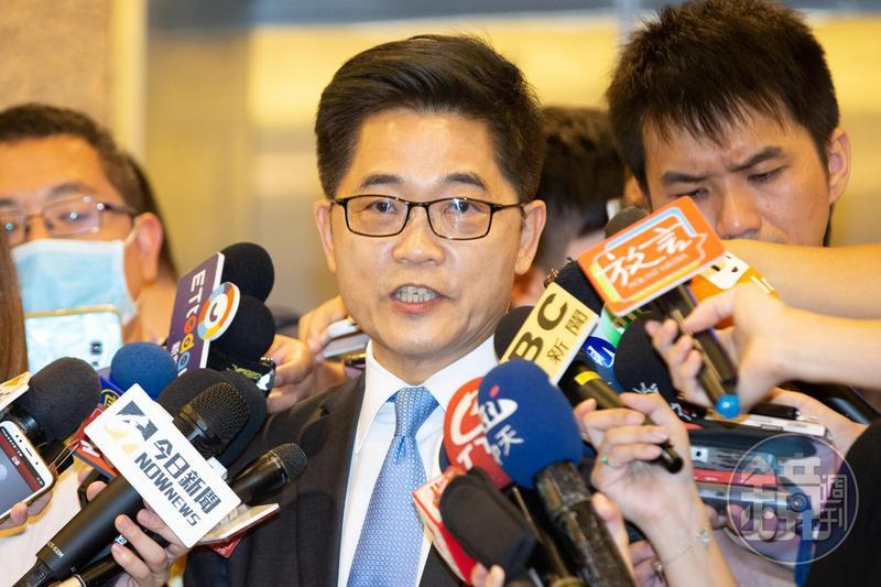 監察院副院長提名風波後,黃健庭再發聲自嘲,明年5月我得特別小心。(本刊資料照)