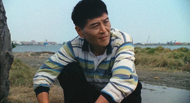 喜翔在《蚵豐村》飾演不擅表達情感的父親,入圍去年台北電影獎最佳男主角。  (好威映象提供)