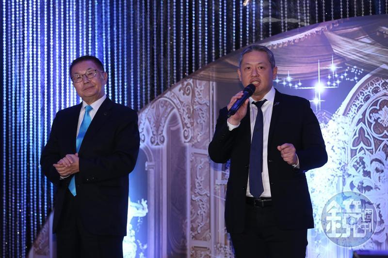 廖鎮漢讓微風百貨聲事達到顛峰,但市場難免有負面的聲音。