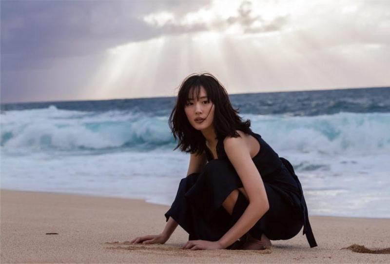 綾瀨遙傳出有交往兩年的新歡,是韓國演員魯敏宇。(翻攝網路)