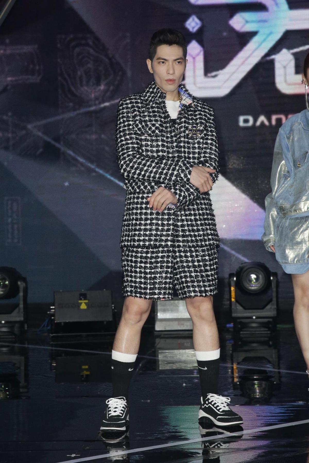 蕭敬騰現身最後一集擔任嘉賓,為選手們打氣。