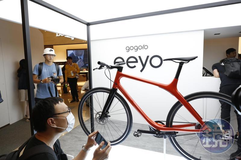 Gogoro電動自行車Eeyo售價曝光,網友一面倒噓爆。
