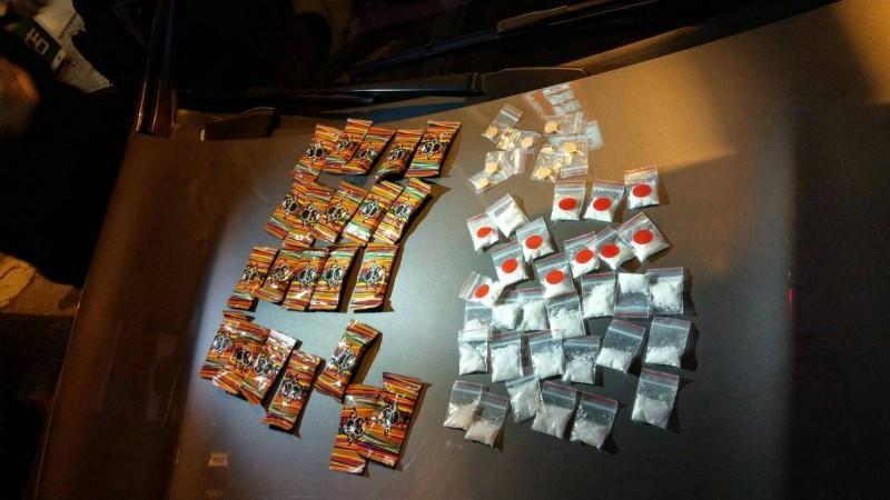 毒咖啡包成分複雜,可能攜帶數十包,還未超過20公克。(資料照)