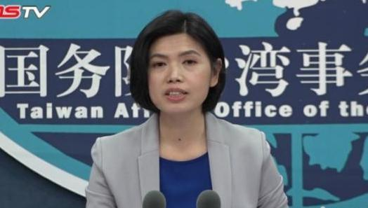 對於大陸記者在台錄政論節目遭驅逐,國台辦發言人朱鳳蓮警告民進黨停止無理做法。(翻攝自中新社官網)
