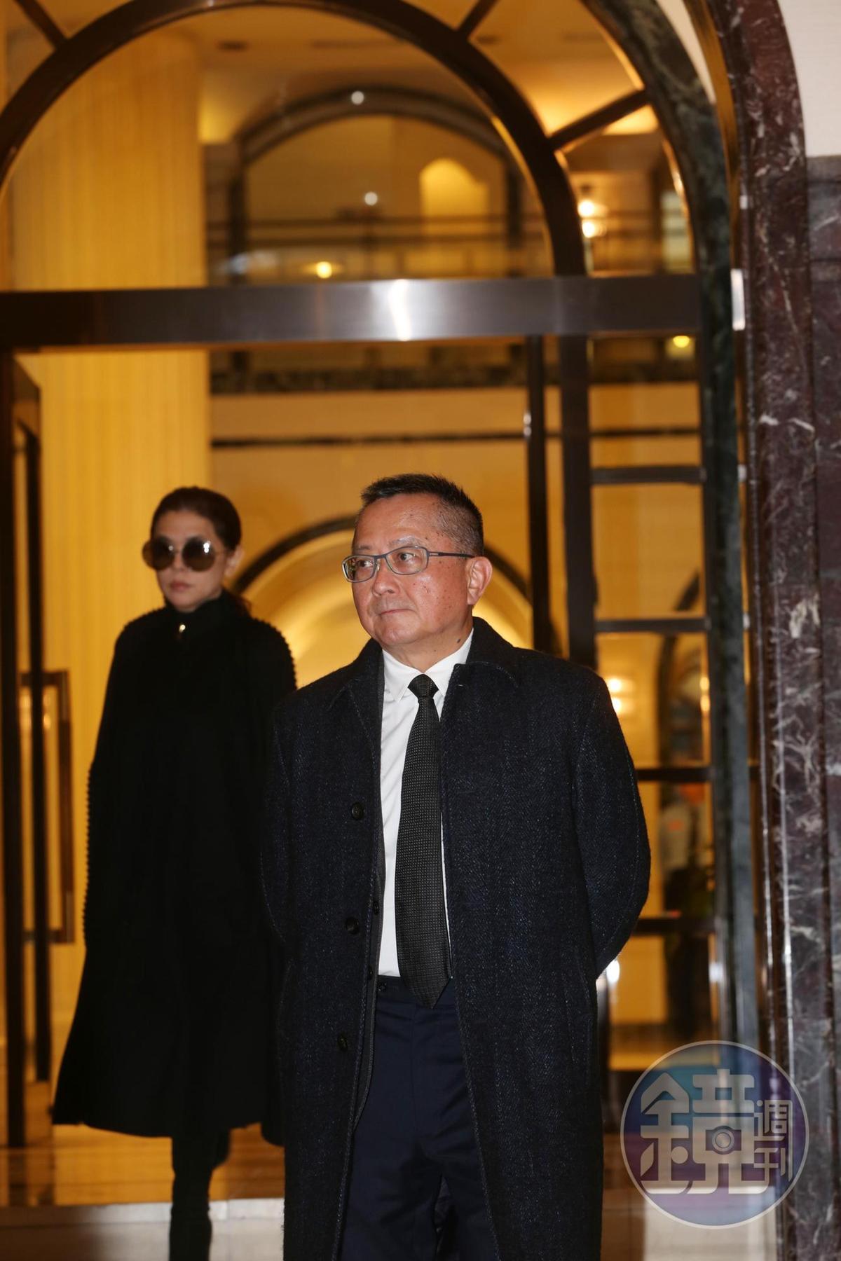 張清芳與宋學仁因無法克服雙方的差異性而決定走上離婚一途。