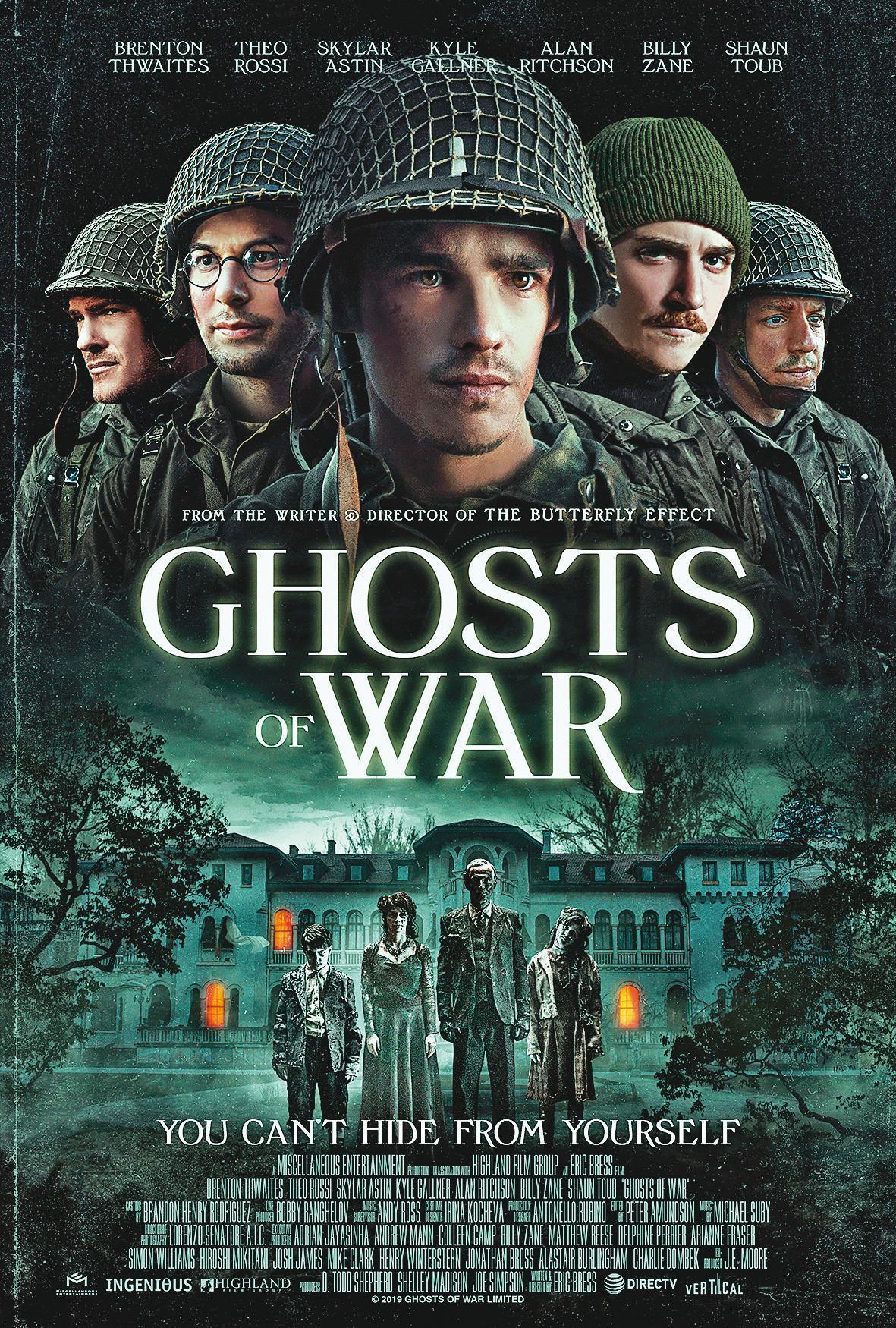 《战争中的鬼故事》创意绝佳的神转弯 7788