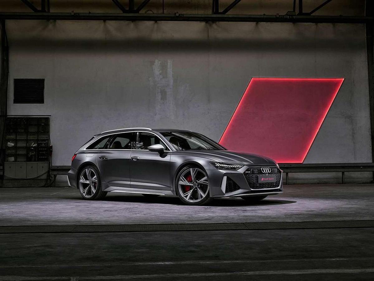 AUDI RS6早已是原廠性能車的傳奇。