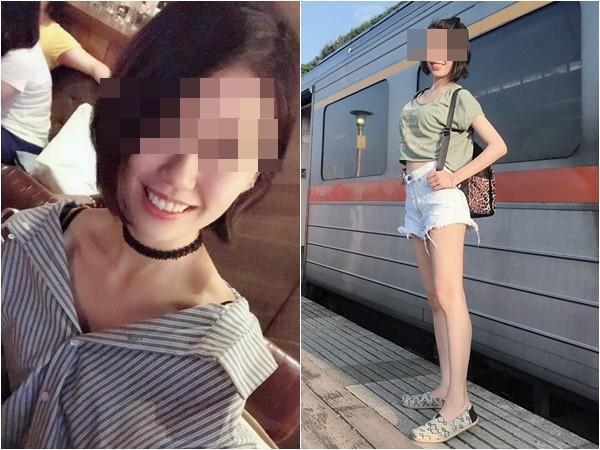 新北市衛生局林姓女員工3日墜樓身亡,生前控訴遭性侵。(翻攝自臉書)