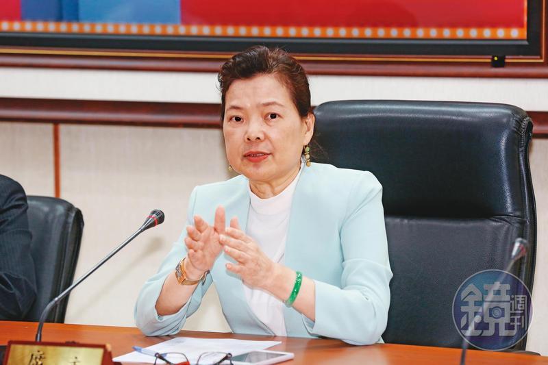 大同股東會惹議,外界都等著看主管機關的態度,經濟部長王美花也罕見表態。