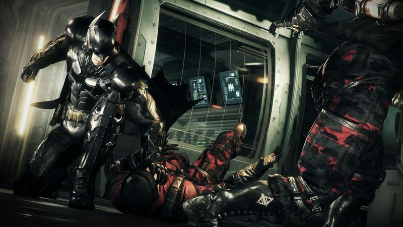 華納兄弟互動娛樂有意出售,《蝙蝠俠:阿卡漢 》系列遊戲是其重要IP之一。(翻攝自Steam)
