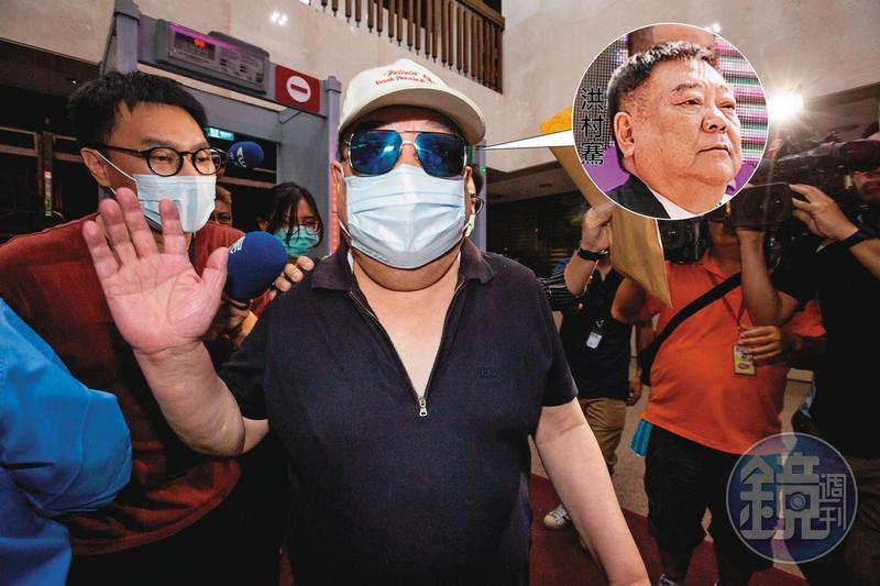 有富建設董事長洪村騫涉嫌放高利貸,並行賄調查官,在聲押庭認罪後,遭法官裁定以1,000萬元交保。