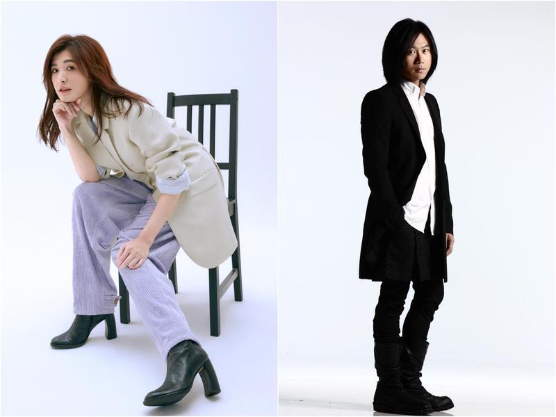 「90s首席怪潮玉女」蘇慧倫(左)走過一段30年的悠長音樂路程,屢屢震撼華語流行樂壇寫下新頁。(相信音樂提供)