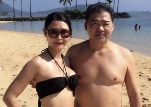葉玉卿嫁給胡兆明後,便息影跟隨丈夫從商。(翻攝自新浪娛樂微博)