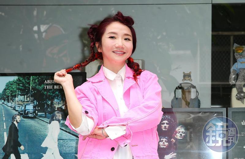 陶晶瑩睽違兩年多重拾主持棒,將從網路節目復出。