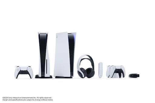 PS5实体游戏盒首度亮相,白色系呼应主机外观 7788