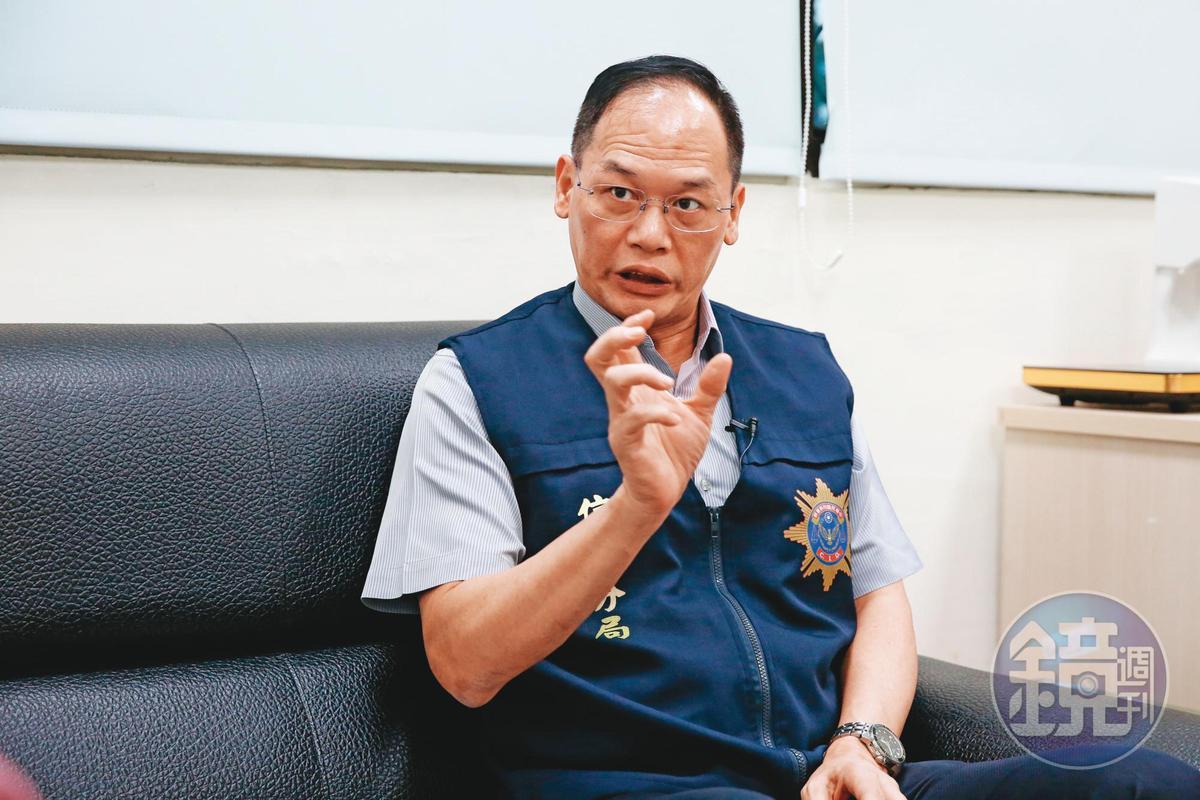 時任刑事警察局南部打擊犯罪中心副隊長的鄭志誠,還原案發經過。